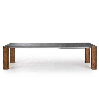 Street Thin Extendable Dining Table Wild Oak
