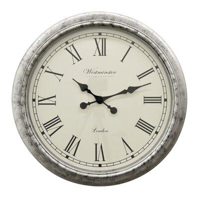 One Allium Way Alarick Wall Clock Product Image