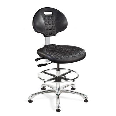Bevco Ergonomic Drafting Chair Frame Black