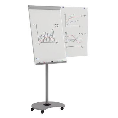 Paperflow Adjustable Flipchart Easel White