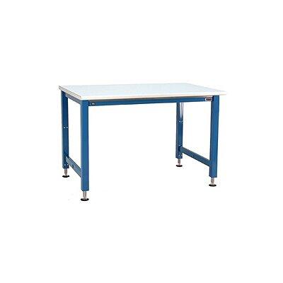 Bench Pro Electric Hydraulic Lift Production Laminate Workbench