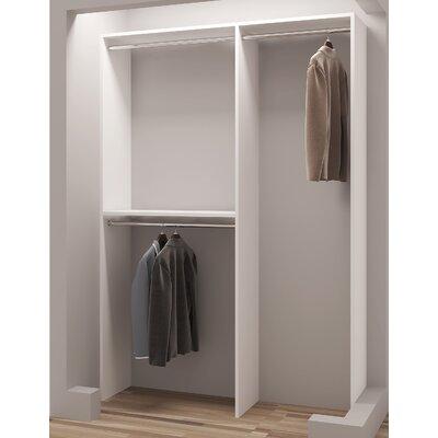 Tidysquares  Closet System Design Closet Storage