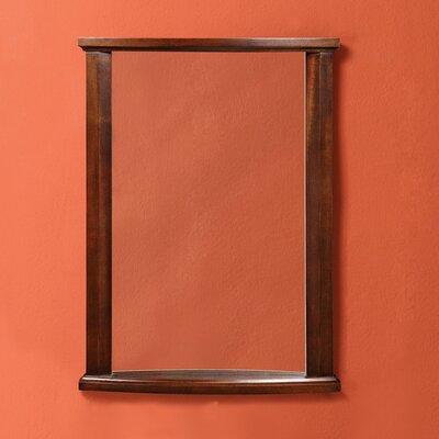 Decolav Accent Mirror Mahogany
