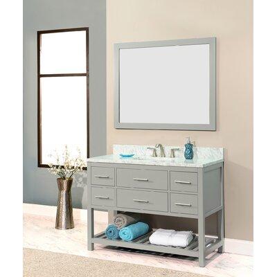 Willa Arlo Interiors Bathroom Vanity Mirror Single Vanities