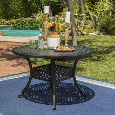 Fleur De Lis Living Expandable Dining Table Outdoor Tables