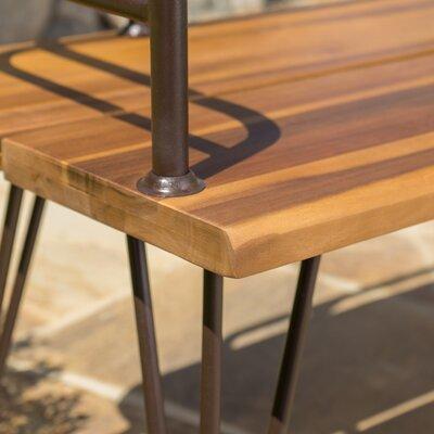 Trent Austin Design Wood Garden Bench Benches