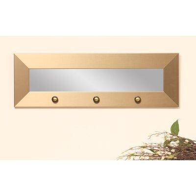 Ebern Designs Board Accent Mirror Hook Mirrors