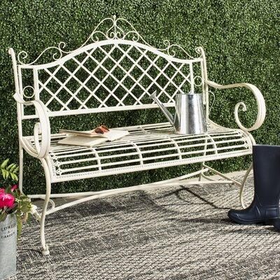 Ophelia Iron Bench Wrought Benches