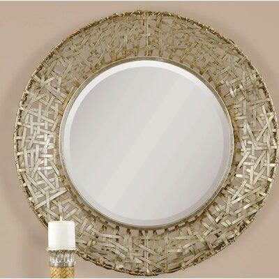 Trent Austin Design Metal Mirror Round Mirrors
