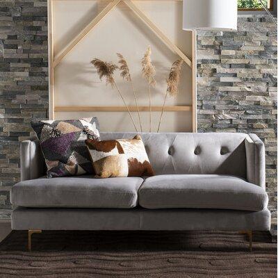 George Oliver Tufted Sofa Diamond Sofas