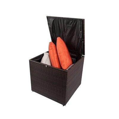 Ivy Bronx Rattan Sofa Set Cushions Piece Conversation Sets