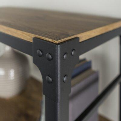 Trent Austin Design Bookcase Iron Bookcases