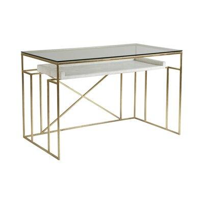 Artistica Designs Glass Writing Desk