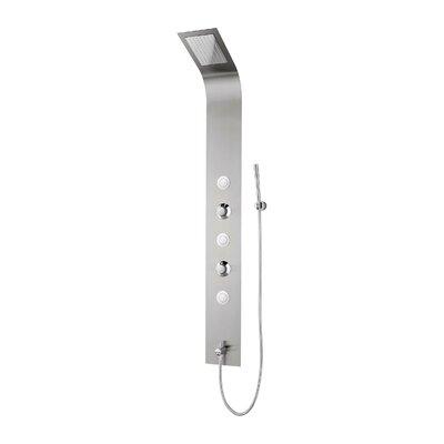 Boann Mount Adjustable Shower Head Panel