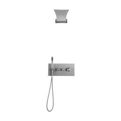 Boann Mount Adjustable Shower Head System Product Image