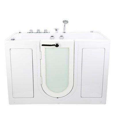 Hydro Air Microbubble Massage Whirlpool