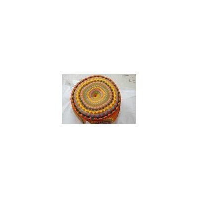 Bungalow Rose Alois Round Pouf Ottoman Product Photo