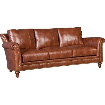 Bradington Young Stationary Leather Sofa Bradington Young