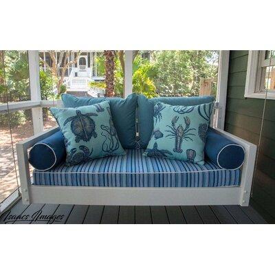 Custom Beautiful Beaufort Porch Swing