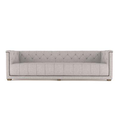 Canora Grey Standard Sofa Upholstery Silver Streak