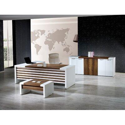 Corrigan Studio Desk Hutch Pieces Set