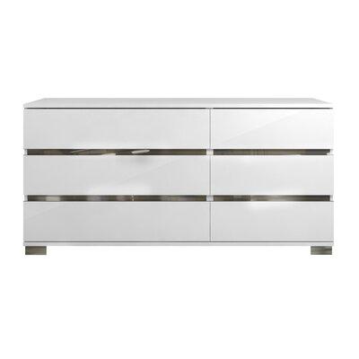 Casabianca Drawer Double Dresser
