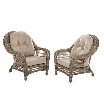 One Allium Way Garden Patio Chair Cushion