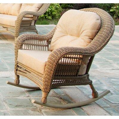 One Allium Way Garden Rocking Chair Cushions