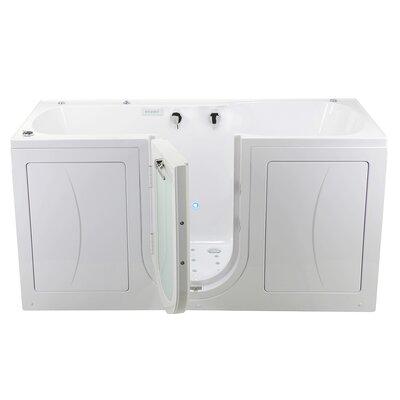 Whirlpool Bathtub Fast Fill Faucet Microbubble Heated Seats