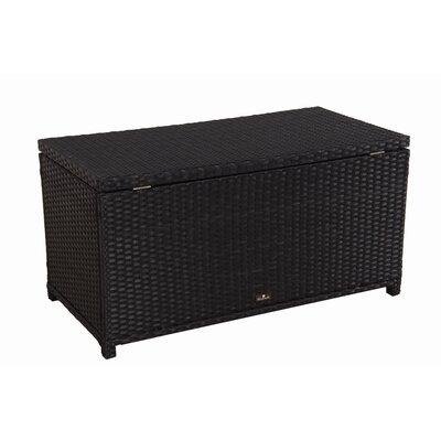 Broyerk Rattan Deck Box