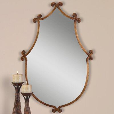 Fleur De Lis Living Mirror Ablenay Mirrors