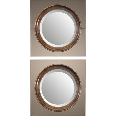 Wade Logan Wall Mirror Mirrors