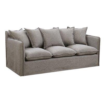 Ebern Designs Transitional Sofa Upholstery Gray