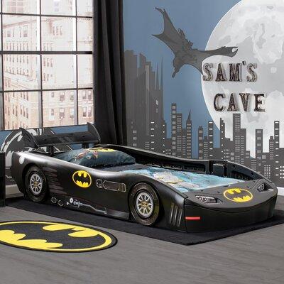 Delta Children Comics Batmobile Batman Twin Bed