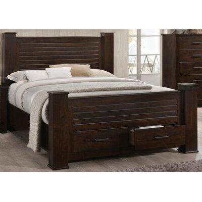 Latitude Run Storage Platform Bed Queen