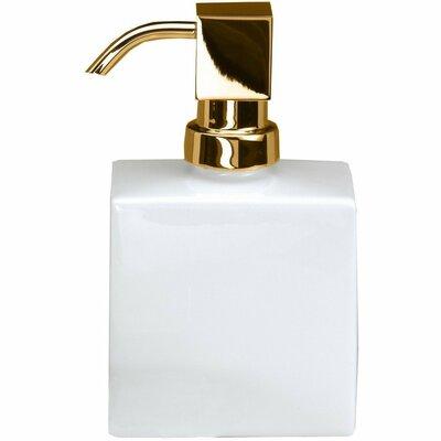 Mercer41 Pump Soap Lotion Dispenser Mercer Polished Gold