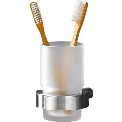 Rebrilliant Steel Toothbrush Tumbler Holder Mount Drill Srew Mount