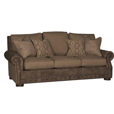 Fleur De Lis Living Sofa Upholstery Salt Lake Slate