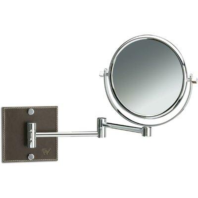 Symple Stuff Kopp Dual Sided Extendable Makeup Shaving Mirror