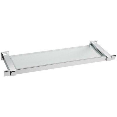 Orren Speedwell Wall Mounted Glass Shelf Product Photo