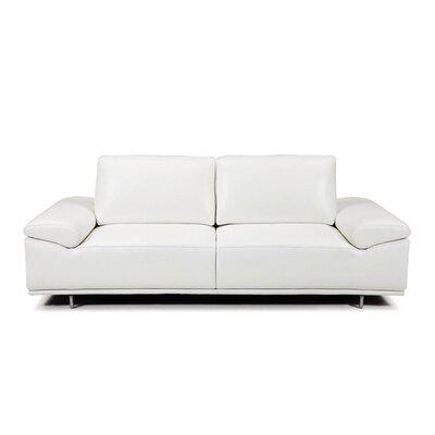 Bellini Leather Reclining Sofa