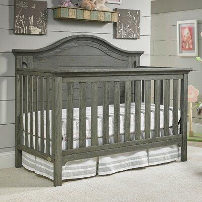 Ti Amo Convertible Crib Farm House Gray