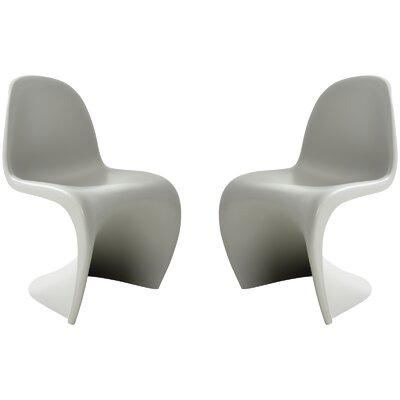 Edgemod Dining Chair Light Grey