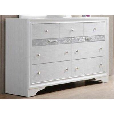 Mercer41 Drawer Dresser Mercer White