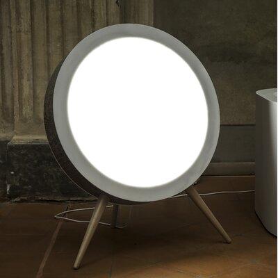 Orren Ellis Herzberg Led Tripod Floor Lamp
