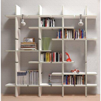 Brayden Studio Standard Bookcase