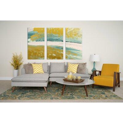 Corrigan Studio Living Room Set Gold