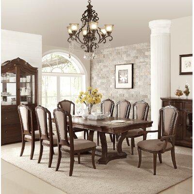 Canora Grey Wood Dining Set