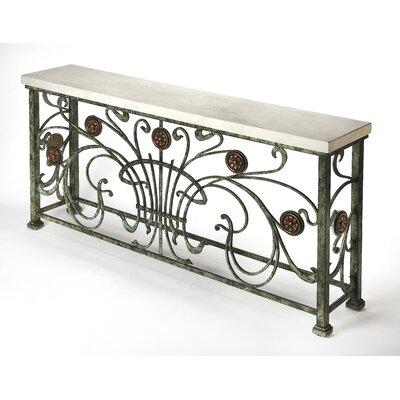 Fleur De Lis Living Console Table