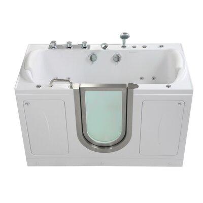 Acrylic Combination Bathtub Faucet Thermo